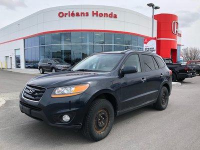 2010 Hyundai Santa Fe LIMITED AWD, LEATHER,HEATED SEATS,KEYLESS ENTRY