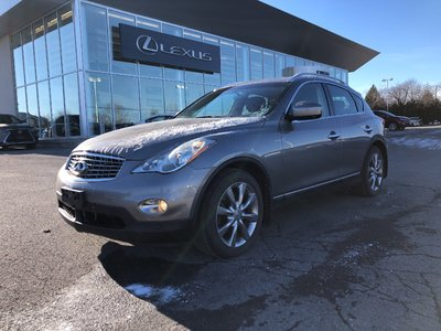 2010 Infiniti EX35 Sunroof Loaded