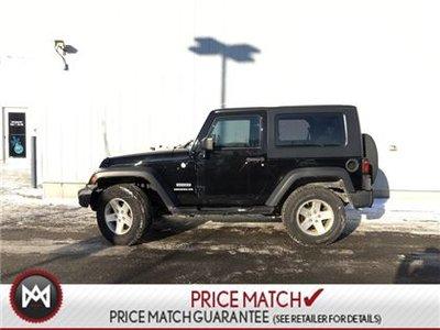 2010 Jeep Wrangler WRANGLER SPORT