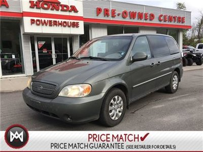 2005 Kia Sedona *** AS TRADED ***