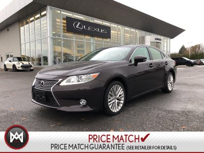 2015 Lexus ES 350 Technology Package, Navigation, Panoramic Roof