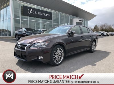 Lexus GS 350 AWD NAVI LEATHER ROOF 2014