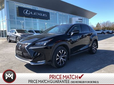 Lexus NX 200t F SPORT 3 - PRICED TO SELL 2016
