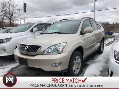 2008 Lexus RX 350 LOW KM - CLEAN - DUAL DVD
