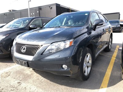 2010 Lexus RX 350 LETHER ROOF LOADED AWD