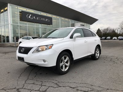 2011 Lexus RX 350 Premium 2 Package, Back up Cam, Leather