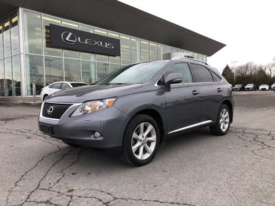 2012 Lexus RX 350 Touring Package, Leather, Sunroof, Nav