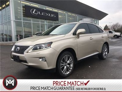 2013 Lexus RX 350 NAVI AWD LEATHER ROOF RX350