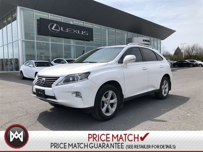 2013 Lexus RX 350 LEATHER - SUNROOF - LOW KM