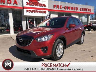 2013 Mazda CX-5 GS* SUNROOF* AWD! TRAILER HITCH! BLUETOOTH