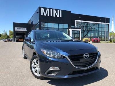 2016 Mazda Mazda3 NAVIGATION BACKUP CAMERA AUTO WINTERS SUMMERS