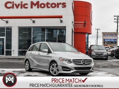 2015 Mercedes-Benz B 250 Sports Tourer - Navigation, Heated Seats