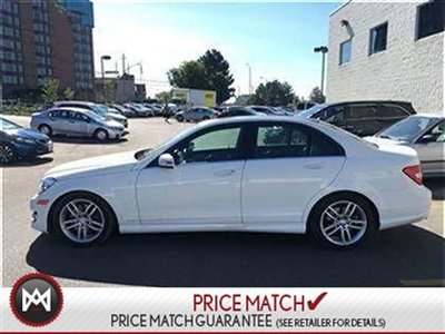 2014 Mercedes-Benz C300 AWD ROOF LEATHER