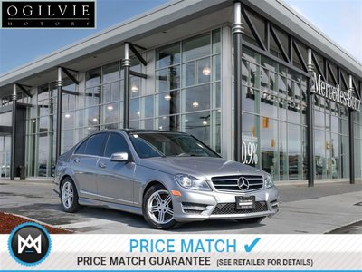 Mercedes-Benz C300 4Matic Panoroof Heated seats AMG styling 2014