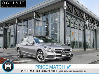 Mercedes-Benz C300 4Matic Navi Panoroof Parktronic 2015