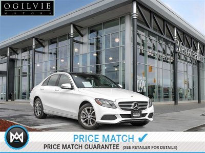 Mercedes-Benz C300 4Matic Heated seats, Panoroof, Navi 2017