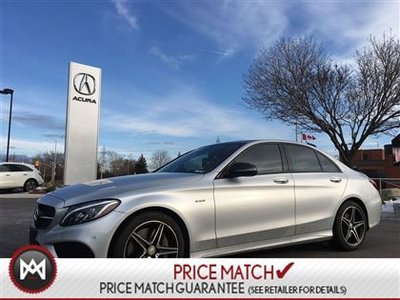 2016 Mercedes-Benz C450 AMG AMG NAVIGATION LOW MILEAGE