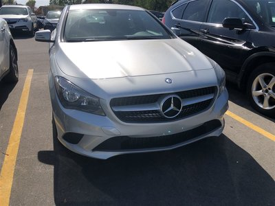 2015 Mercedes-Benz CLA-Class CLA 250, Leather, Low Km's!!