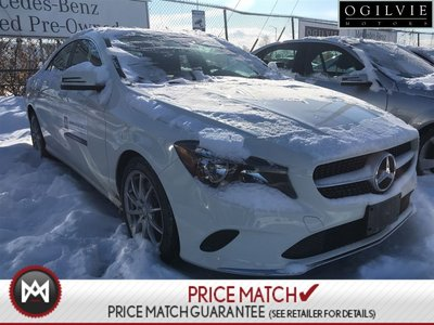 2017 Mercedes-Benz CLA250 AWD, Panoroof, Back up cam