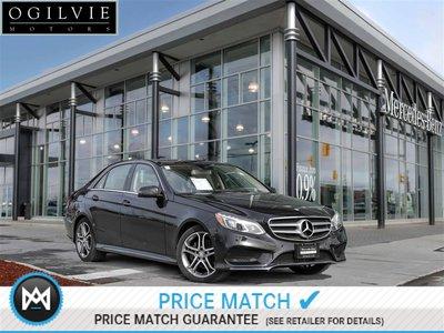 Mercedes-Benz E300 4Matic Panoroof 360 Birds Eye Parktronic Blind spot 2014