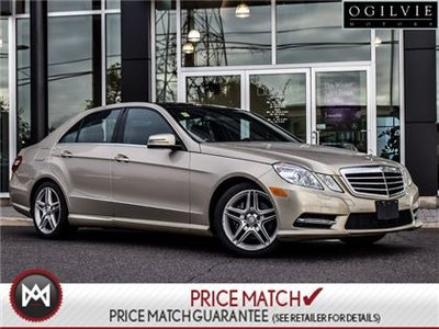 2013 Mercedes-Benz E350 Diesel navi roof full service history with Mercedes
