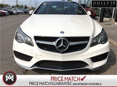 2014 Mercedes-Benz E350 Parktronic, 360 camera