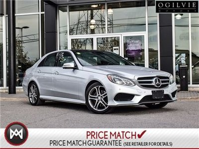 Mercedes-Benz E400 Panoroof, AWD, intelligent drive 2015