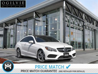 2016 Mercedes-Benz E400 4Matic Navi Panoroof Pre-Safe Brake 360 Cam
