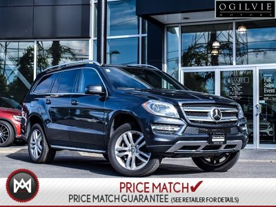 2014 Mercedes-Benz GL350BT Panoramic Sunroof, 2 Sets of TIres, Harman/Kardon Distronic Plus, Navigation