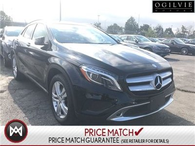 2015 Mercedes-Benz GLA250 Hetated seats, attention assist, adaptive brake
