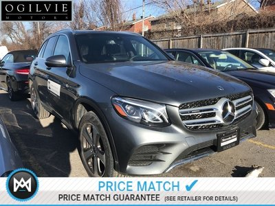 Mercedes-Benz GLC300 4Matic Panoroof Navi Back up cam 2018