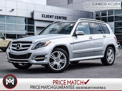2015 Mercedes-Benz GLK-Class GLK 250 Bluetec, Leather, Sunroof, Nav
