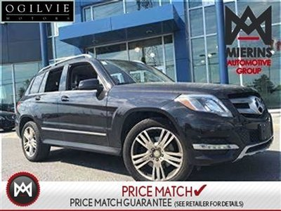2014 Mercedes-Benz GLK250 AWD, LEATHER, DIESEL  * 2 years extra warranty on all CPO's * 150 points inspection by a Mercedes-Benz Certified Technician * In