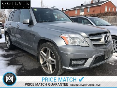 2011 Mercedes-Benz GLK350 4Matic Panoroof Navi AMG style