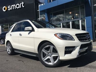 Pre Owned 2014 Mercedes Benz Ml350 Airmatic Awd Amg Styling 360