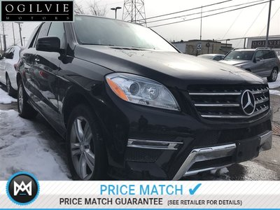 Mercedes-Benz ML350 4Matic Panoroof Navi Back up camera 2015