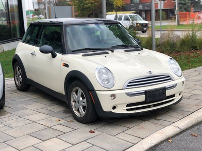 2006 MINI Cooper Classic AS IS SPECIAL AUTO LO KM MINI CHEAP!!!