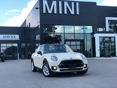 2017 MINI Cooper Clubman 6MT 6 DOORS AWD PRICE SAVE! PANO HEATED SEATS