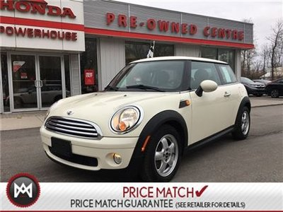 2010 MINI Cooper Hardtop CLASSIC! $41.71 WEEKLY! BLUETOOTH*HEATED SEATS*A/C