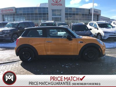 MINI Cooper Hardtop NAVIGATION - LED LIGHTS - AUTO - LOW KM 2016