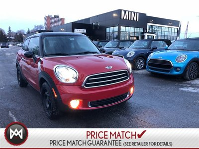 2013 MINI Cooper Paceman XENONS HEATED SEATS PANORAMIC SUNROOF CLOTH LEATHER