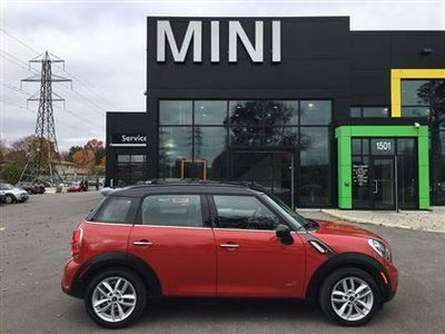 Pre Owned 2013 Mini Cooper S Countryman All4 Fire Blazing Red All4