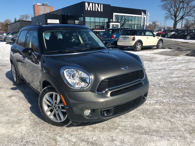 2013 MINI Cooper S Countryman ALL WHEEL DRIVE 6MT 5 PASS 181HP SUNROOF HEATED SEATS