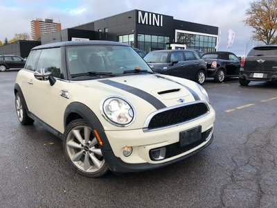 2011 MINI Cooper S NAVI SUNROOF LOUNGE LEATHER REAR SENSORS AS IS SPECIAL!!!