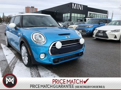 2015 MINI Cooper S ELECTRIC COOPER S NAVI PANO L.E.D. LIGHTS