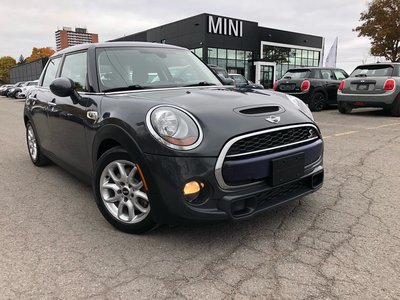 2015 MINI Cooper S KEYLESS PANO TURBO S MINI HEATED SEATS