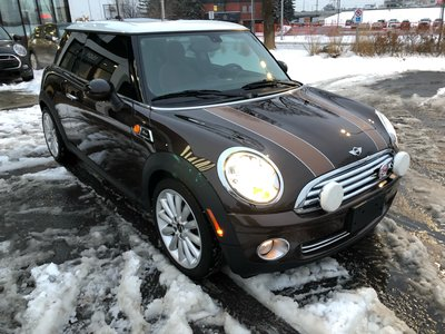 2010 MINI Cooper MAYFAIR SPECIAL EDITION AUTO PANO HEATED SEATS