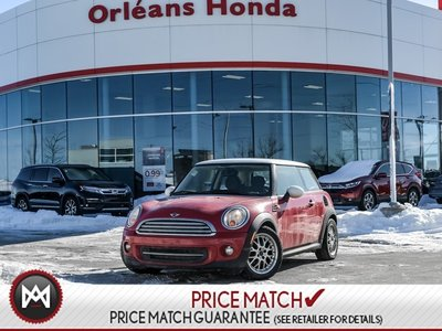 2011 MINI Cooper Cooper Hardtop -Dual Sunroof  Heated Seats
