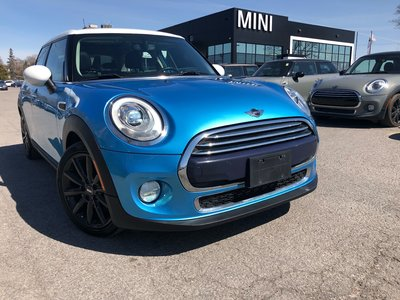 2015 MINI Cooper ELECTRIC BLUE 5 DOORS L.E.D SUNROOF HEATED SEATS AUTO