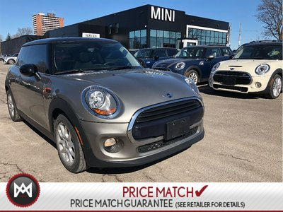2016 MINI Cooper KEYLESS PANORAMIC MELTING SILVER HEATED SEATS 6 SPEED